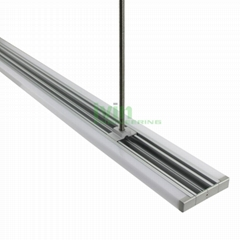 D-1580  LED Pendant light housing - LED Wall light housing