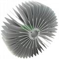 HIgh power LED heatsink, LED extrusion profiles, LED aluminium heat sink.