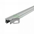 LED grow light heatsink, LED grow light casing.