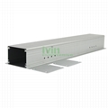 200W LED Agricultural light housing,LED canabis grow light bar heatisnk. 2