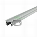200W LED Agricultural light housing,LED canabis grow light bar heatisnk.