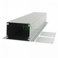 LED grow light driver box, LED grow light heat sink housing.
