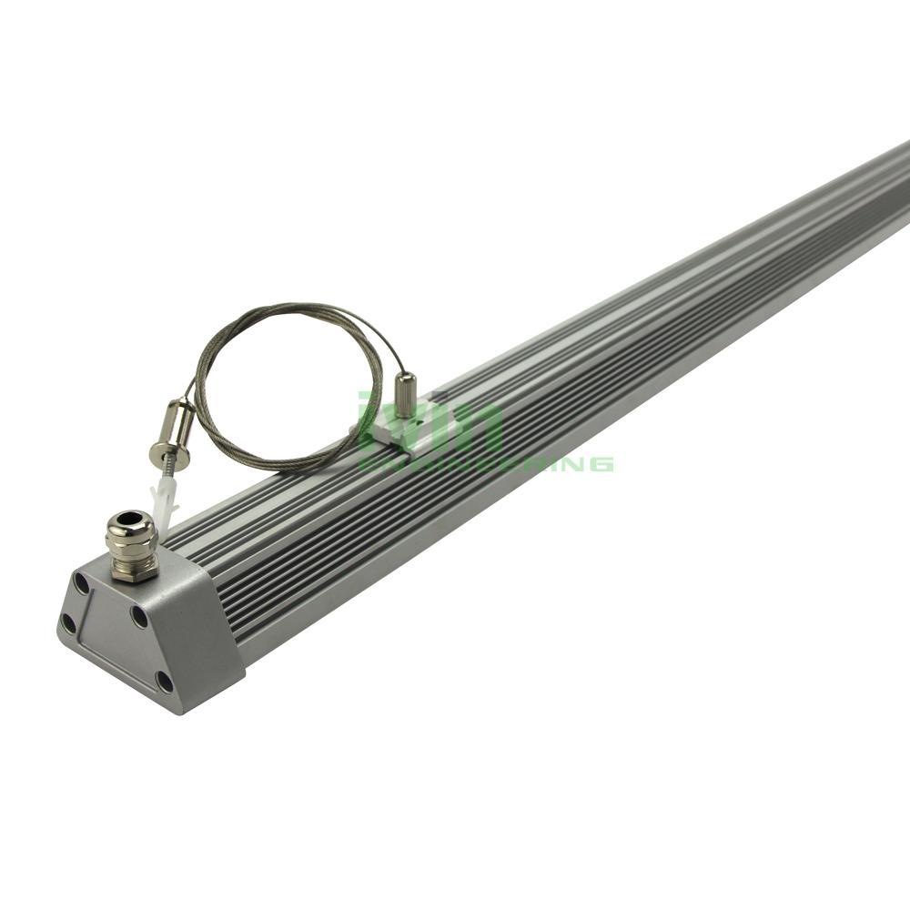 LED 60W light bar, LED grow light module, grow light heat sink.  3