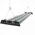 LED canabis grow light bar heatisnk.