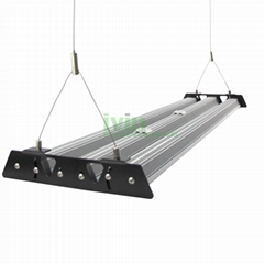 LED canabis grow light bar heatisnk. Canabis LED grow light housing set. (Hot Product - 1*)