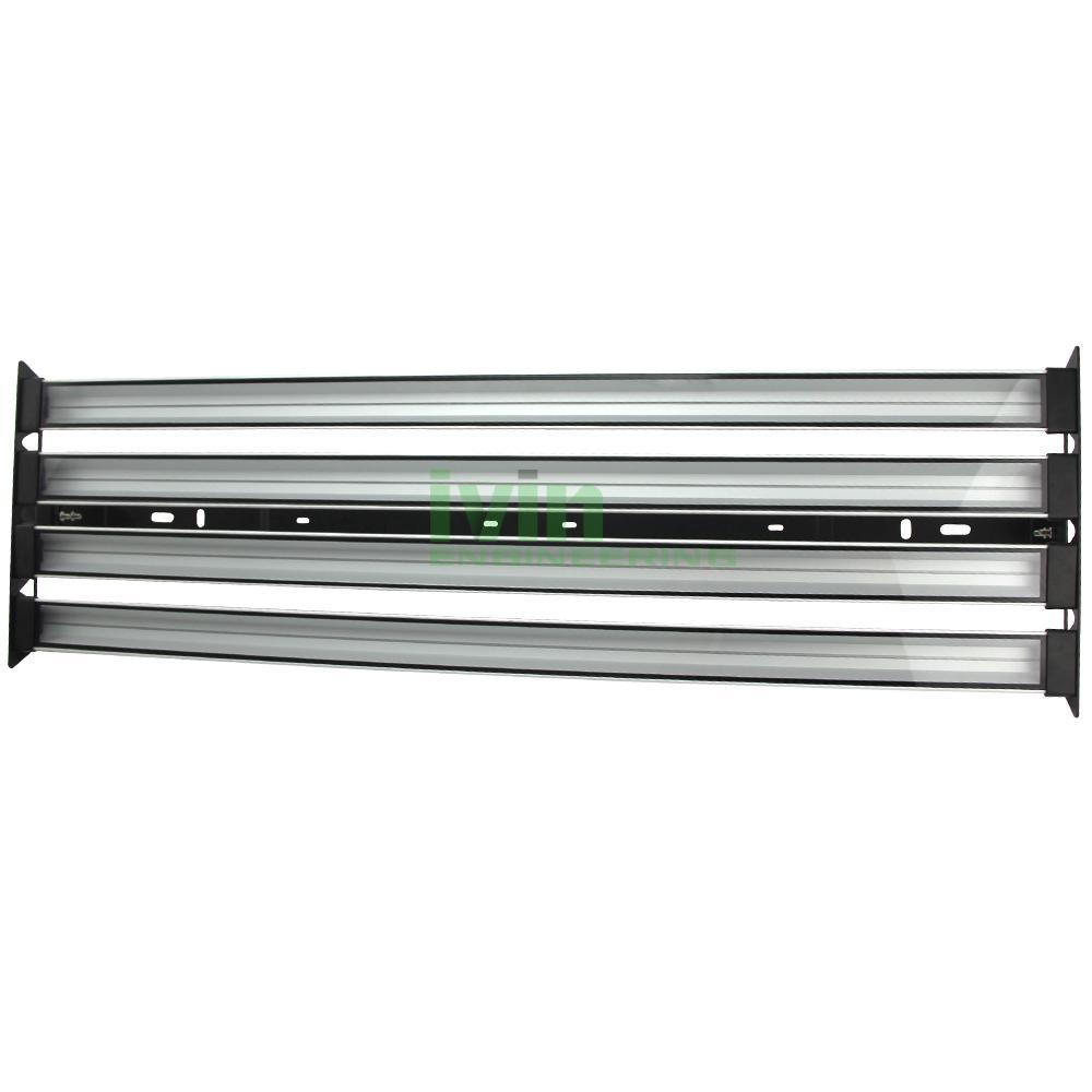 Canabis farm LED light casing, 180W LED grow light fixture.  3