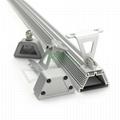 Canabis farm LED light casing, 180W LED grow light fixture.  4