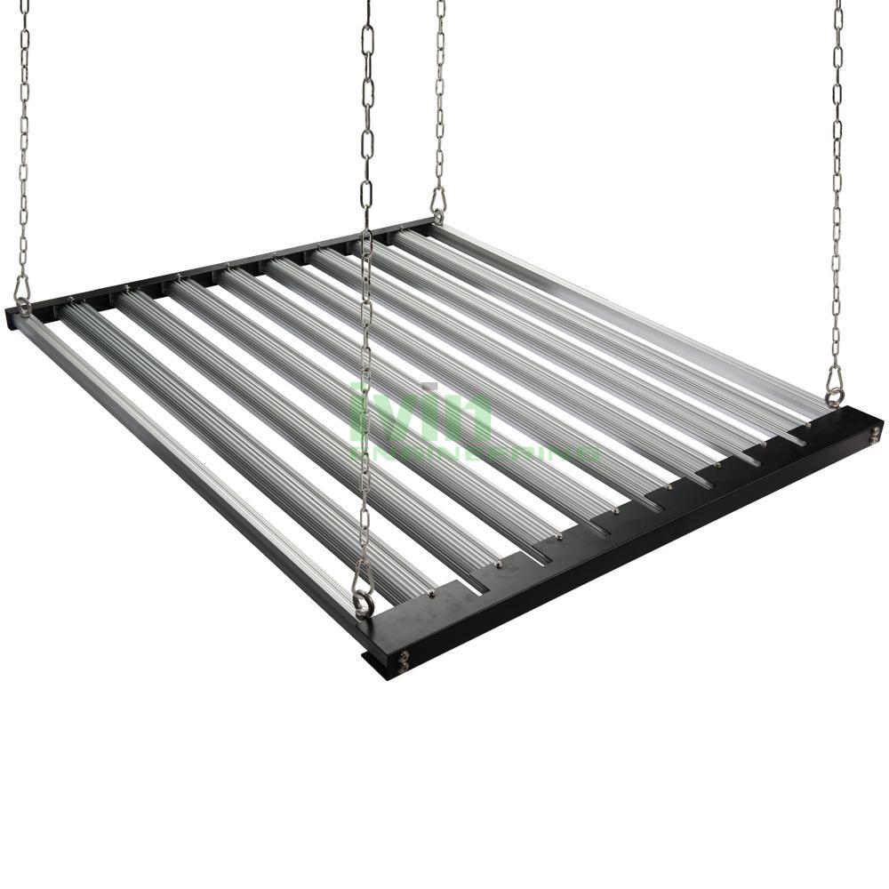 Horticulture LED light aluminum heatsink, vertical farm marijuana LED light  1