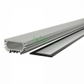 Horticulture LED light aluminum heatsink, vertical farm           LED light