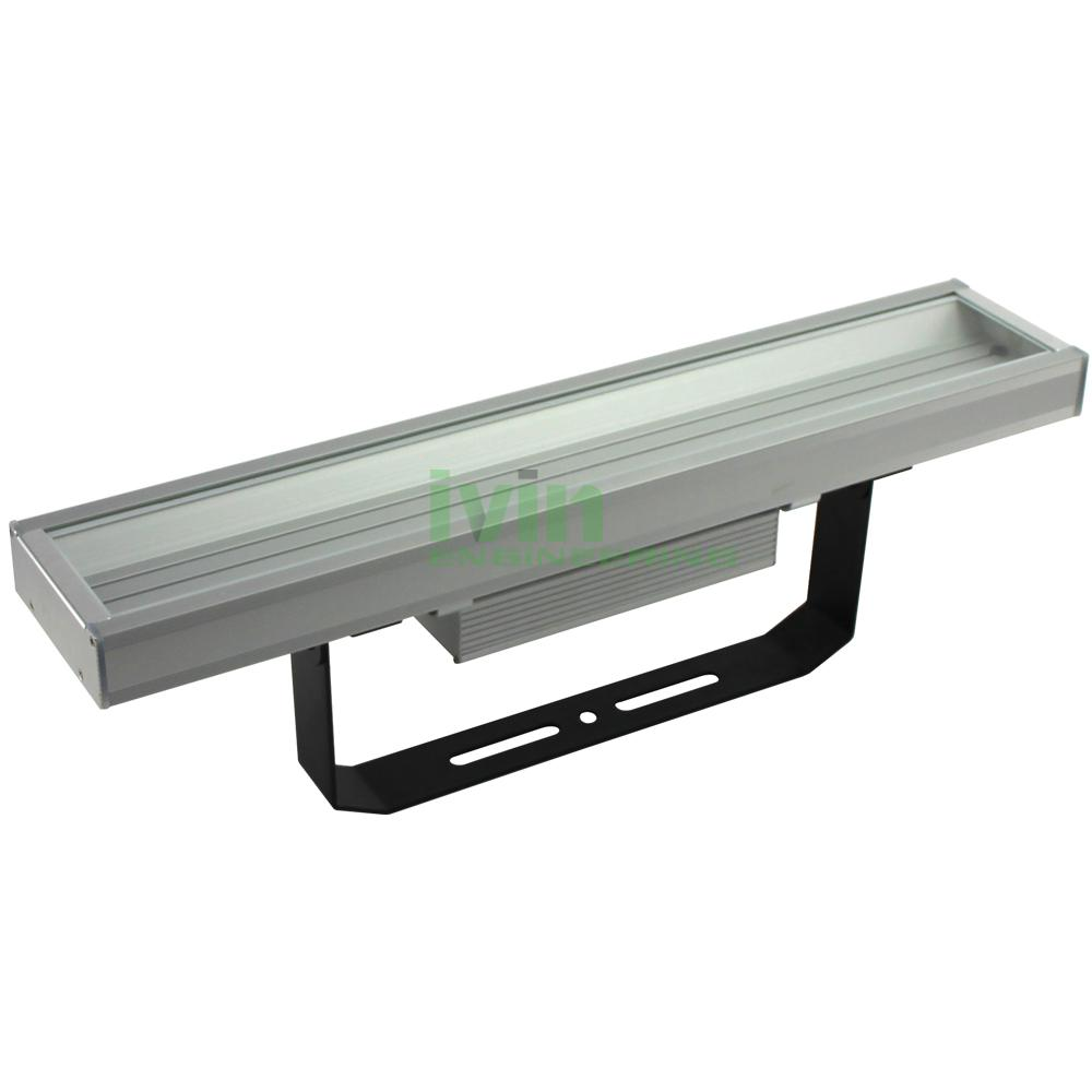 LED grow light fixture 120W LED horticultural light enclosure. 1