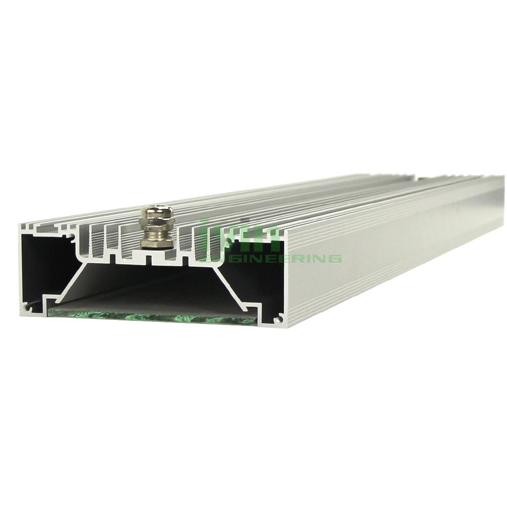 LED grow light fixture 120W LED horticultural light enclosure. 3