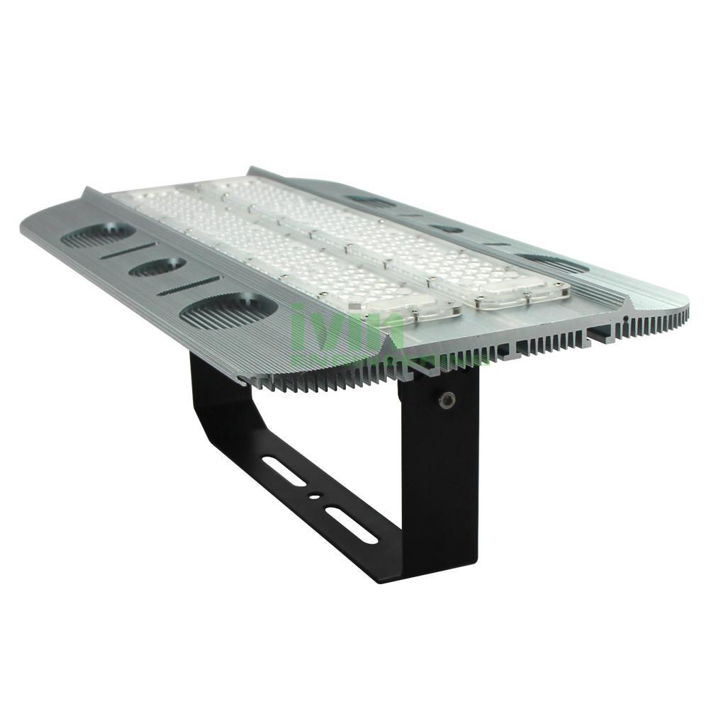 120W LED grow light heatsink housing, greenhouse LED farming light housing kit.