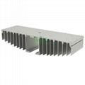 LED heat sink module, LED modular heatsink, LED module.