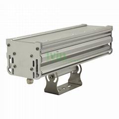 30W landscape LED light heatsink, IP66 30W LED Land scape light casing.