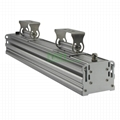60W wall washer light casing, IP66 60W LED washwall light heat sink.