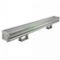 100W wall washer light heatsink enclosur, 100W LED wash wall light housing.