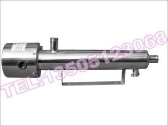 FYS柴油发电机组专用自循环式水加热器  1