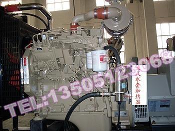 FYS柴油发电机组专用自循环式水加热器  5