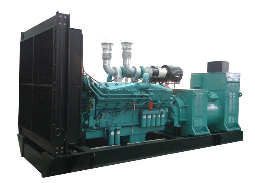 康明斯CUMMINS系列柴油发电机组 1