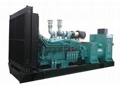 康明斯CUMMINS系列柴油發電機組