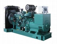 沃尔沃VOVLO系列柴油发电机组