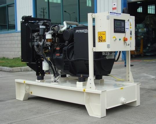 雷沃系列柴油发电机组 1