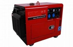小功率风冷柴油发电机组
