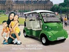 河南電動電瓶遊覽觀光車8座