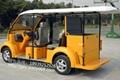 河南電瓶觀光遊覽車電動景區旅遊觀光車 2