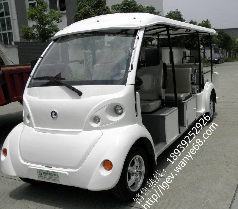 河南電瓶觀光遊覽車電動景區旅遊觀光車 4