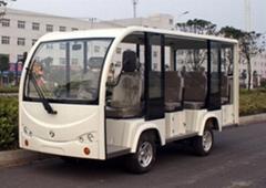 河南鄭州全封閉電瓶旅遊觀光車電動觀光車遊覽車