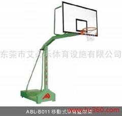 移動式單臂籃球架