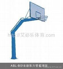 錐形方管籃球架