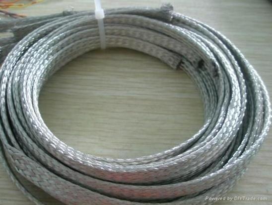 东莞厂家直销优质价LVDS液晶屏线廉铝镁编织 2