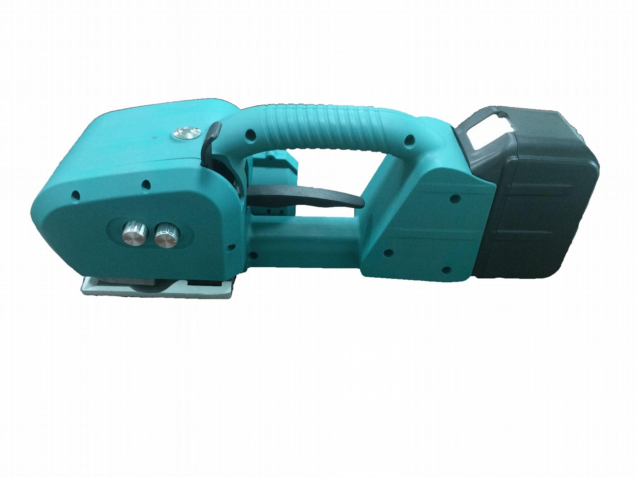 手提式电动打包机 2