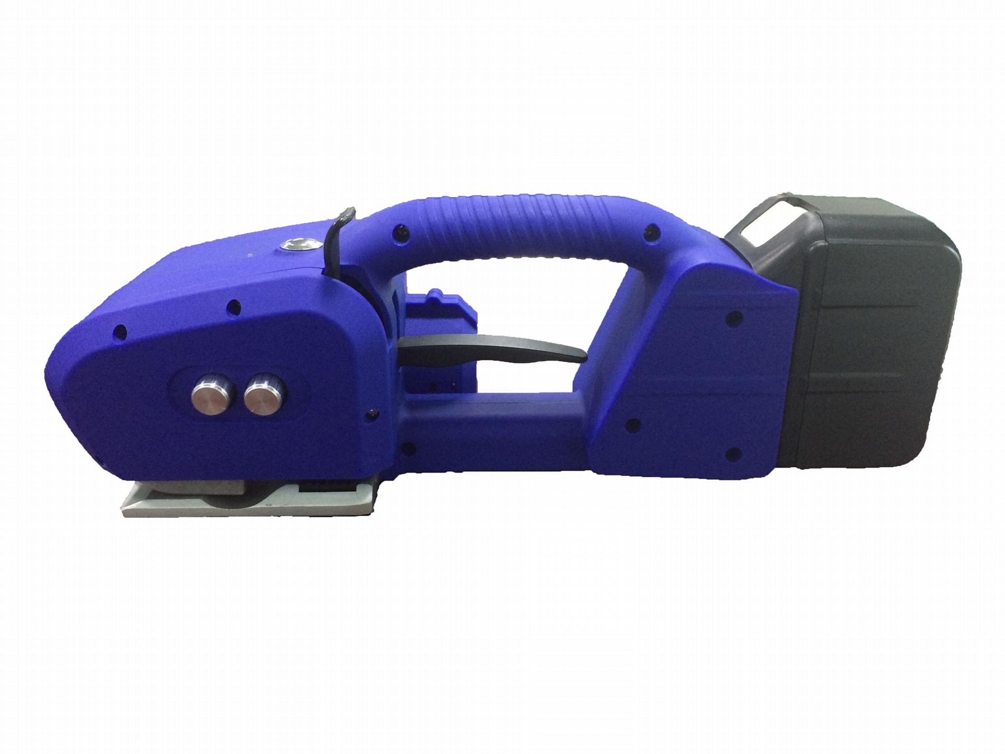 手提式电动打包机 3