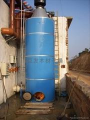 立式熱風烘干爐