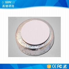China NFC Anti-Metal Paper Hf Tag I Code Sli ISO15693