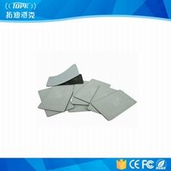 Passive 42*26mm NFC Hf Paper Anti-Metal Label