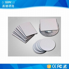 Passive Hf Coated Paper