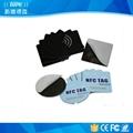 Hot Sale Hf 13.56MHz Printed NFC Anti
