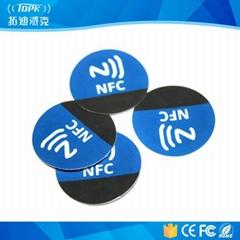 Paper Tamper Proof RFID Tag, Hf Paper Tamper Proof RFID Tag Ntag 213 Label
