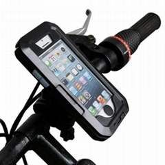 iPhone8 自行车摩托车支架水壳套