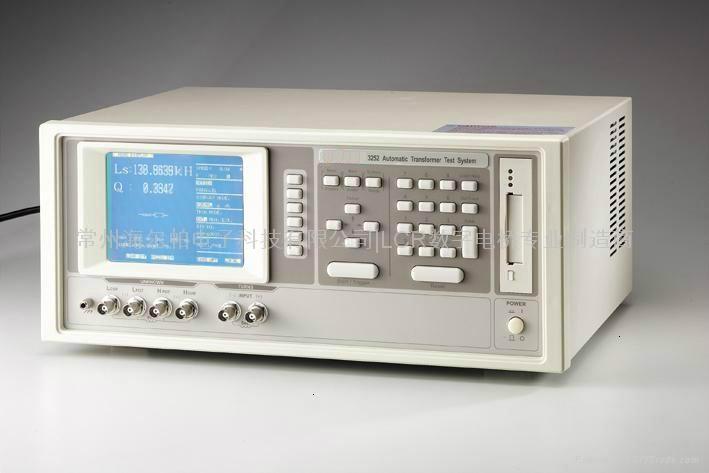 变压器综合测试仪HPS3252   1