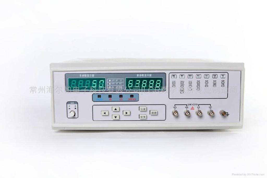 电容测试仪HPS2610 1