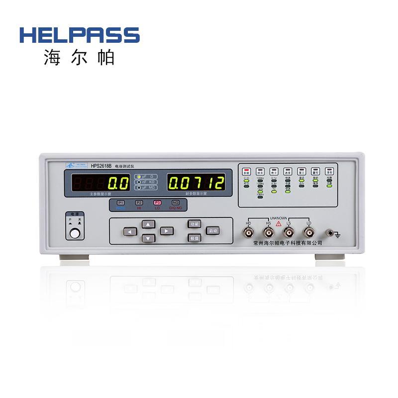 电容测试仪HPS2618b   1