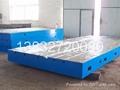 鑄鐵平板,鑄鐵平台,鑄鋼平台,焊接平板,劃線平板,裝配平台, 2