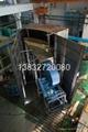 碰撞试验台T型槽立板