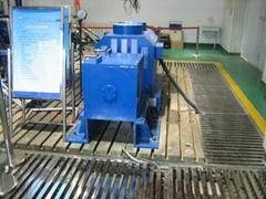 道路模擬實驗室、發動機性能、氣體排放電磁屏蔽試驗用鐵地板