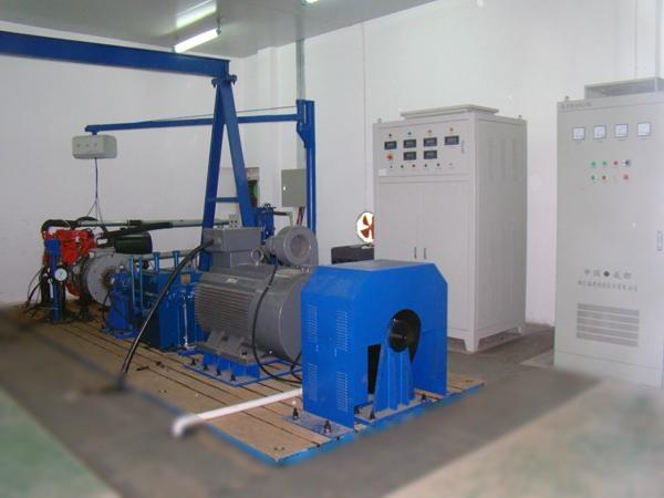 道路模擬實驗室、發動機性能、氣體排放電磁屏蔽試驗用鐵地板 2